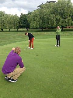 Charlie Mann Charity Golf Day