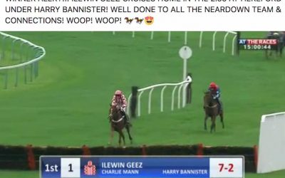 Ilewin Geez Wins At Hereford